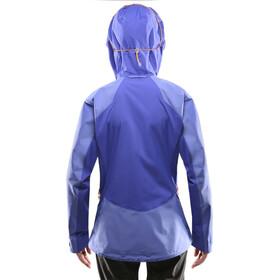 Haglöfs Kabi K2 Jacket Dame violet storm/purple rush